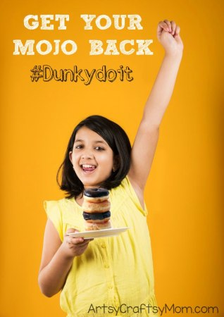 Stuck in a Funk?  #Dunkydoit with Dunkin Donuts