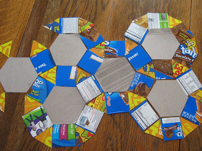 These fun tessellation projects for kids are great to see how math meets art! Check out the free printables, crafts, art and more!