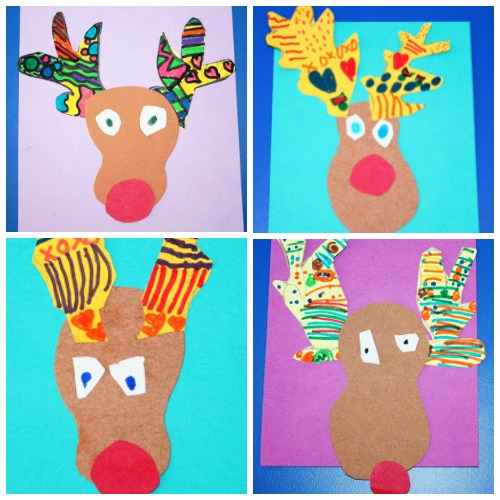 These amazingly colorful Romero Britto Art Projects for Kids are sure to brighten up your day! Check out art work, sculptures, collages and more!