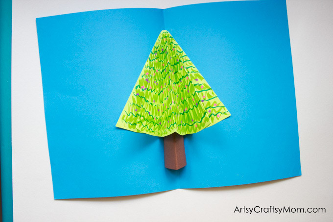 accordion-christmas-tree-pop-up-card-7