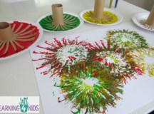 15 Sparkling Fireworks Craft Ideas for Kids - Fun without ...