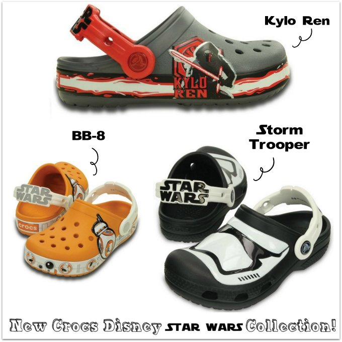Crocs Disney Star Wars