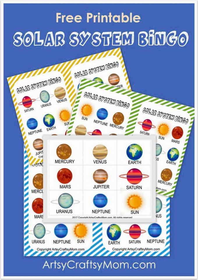 graphic regarding Printable Bingo for Kids referred to as Totally free Printable Sun Process Bingo