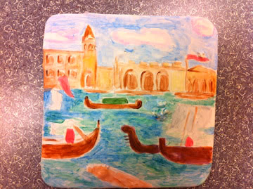 michelangelo art projects for kids