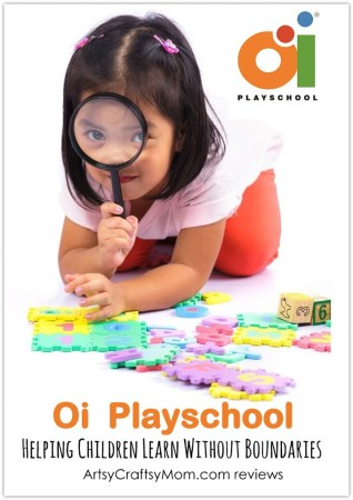 Oi Playschools – Helping Children Learn Without Boundaries