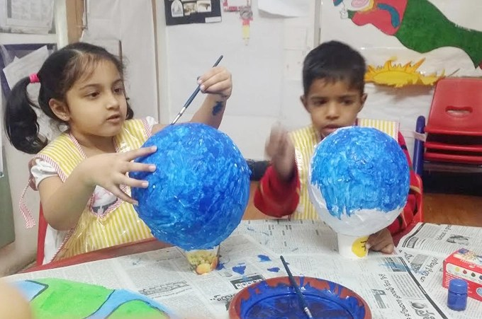 Oi Playschools - Helping Children Learn Without Boundaries. Dubbed the Fastest Growing Playschool Chain in India, we explore what makes them special.