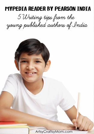 MyPedia Reader – 5 Writing Tips from the Young Authors of India