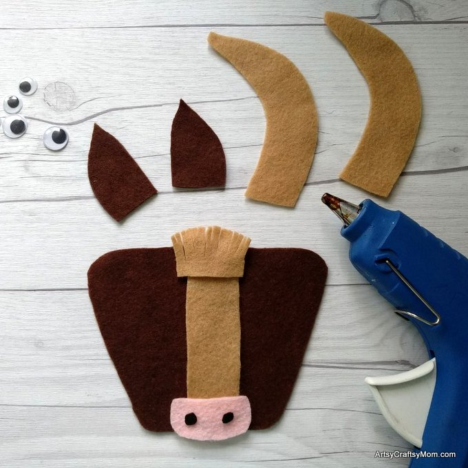 Make this quick and easy Y for Yak Craft using our Printable Template that's perfect for learning about Tibet, cattle, bovine animals, domestic animals or the Letter Y.