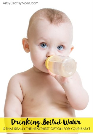 Is Boiled Water Really the Healthiest Option for Your Baby?