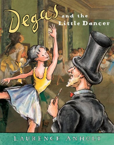 Edgar Degas Art Projects for Kids