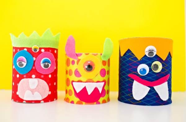 Don't throw away those tin cans - make these recycled tin can crafts for kids instead! Whatever the shape or size of your tin cans, you can make something!