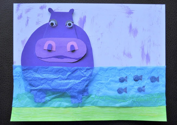 It's National Hippo Day on 15th February, and the perfect opportunity to make these Happening Hippo Crafts for Kids! Make bookmarks, snack boxes and more!