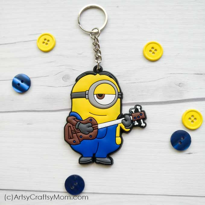 picture regarding Minion Symbol Printable named By yourself are 1 within just a Minion - No cost Valentine Printable Present Tags