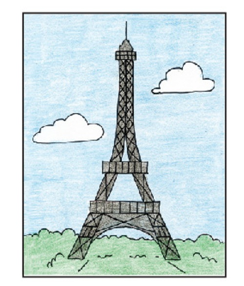 Celebrate one of the most iconic monuments in the world with these 10 Enchanting Eiffel Tower Crafts for Kids! Make crafts with straws, paper, bricks & more!
