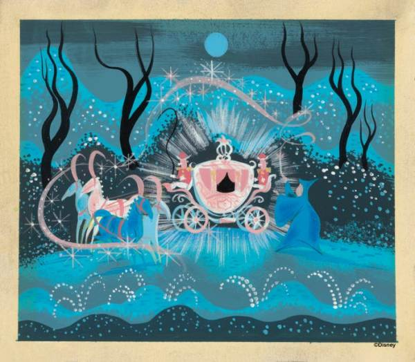 Mary Blair Art Projects for Kids