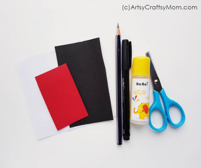 Set up your spring reading with some cheery Ladybug Corner Paper Bookmarks to help mark your place! Make them in different colors and gift your friends!