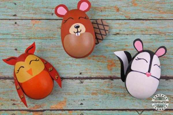 You don't have to live in Canada to make this beaver crafts for kids! Celebrate this adorable animal for International Beaver Day on 7th April.