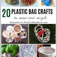 20 Creative Ways to Reuse Plastic Bags