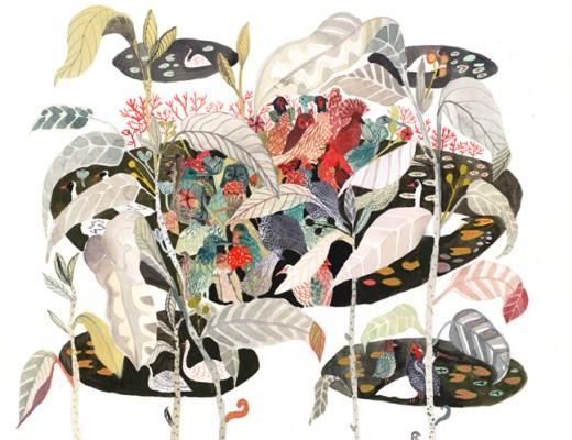 Bird Sanctuary by Michelle Morin