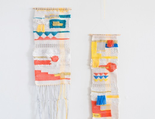 Woven Tapestries by Maryanne Moodie