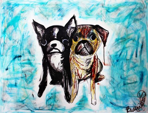 Ugly Friends by Ally Burguieres