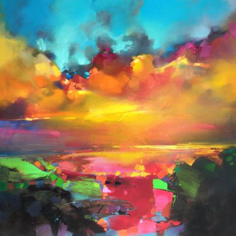 Consonance and Disonance by Scott Naismith