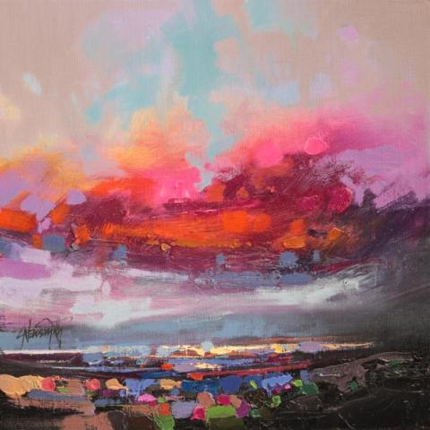 Staccato Loch Study 1 by Scott Naismith