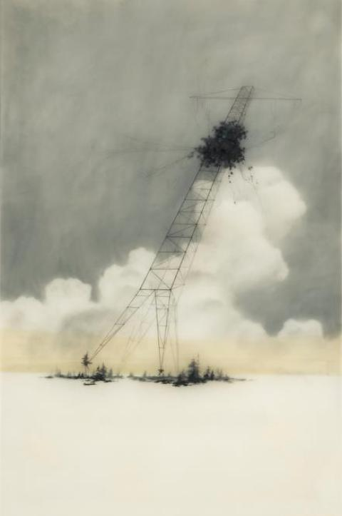 Reclaimed Tipping Tower by Brooks Salzwedel