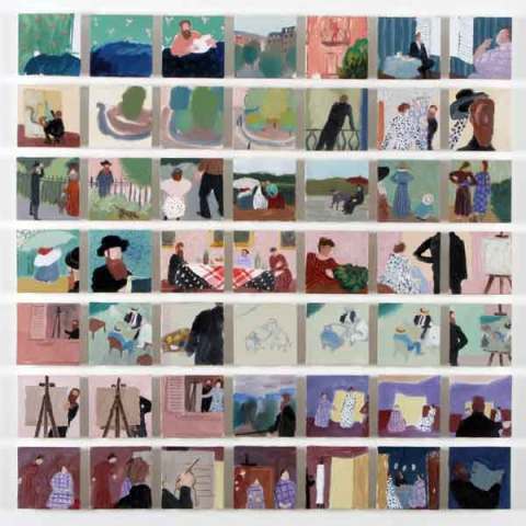A Day in the Life of Edouard Vuillard by Holly Frean