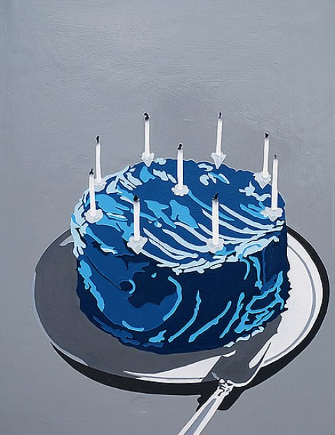 It's Not My Birthday, That's Not My Cake ( Blue ) by Lori Larusso