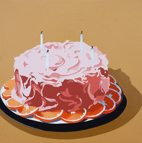Its Not My Birthday, That's Not My (Orange Slices) Cake by Lori Larusso