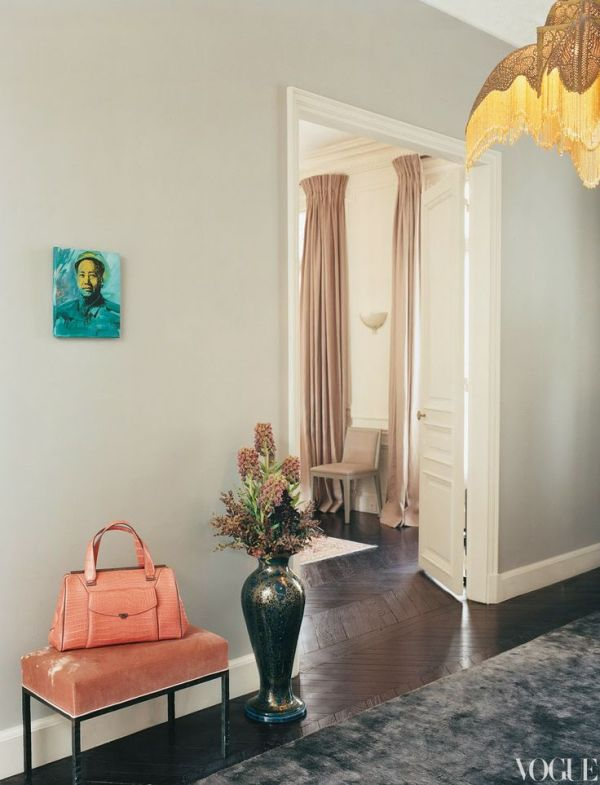 10 Rooms Where Small Art Makes a Big Impact | artsy forager #art #interiors #decor