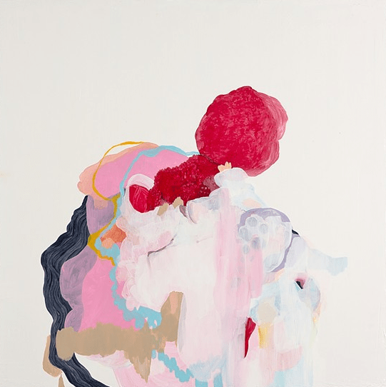 ... Emily Crabtree | artsy forager #art #artists #painting #abstractart