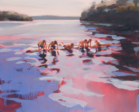 Elizabeth Lennie | artsy forager #art #artists #paintings #summer #contemporaryart