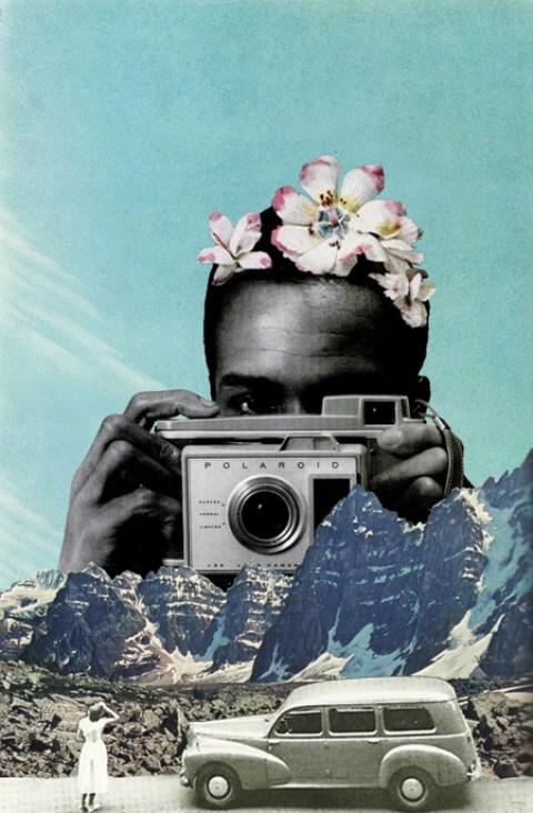 Sajjad Musa   artsy forager #art #artists #collage #contemporaryart