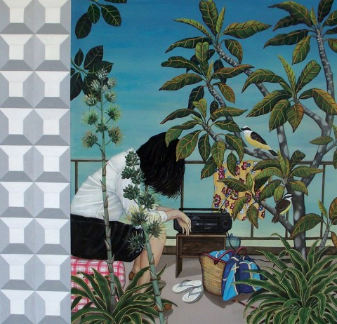 Andrea Brown | artsy forager #art #artists #paintings #contemporaryart