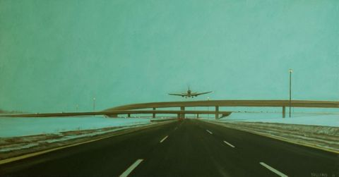 Sean Yelland | artsy forager #art #artists #paintings