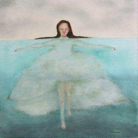 Kat Hannah   artsy forager #art #artists #paintings #figurativeart