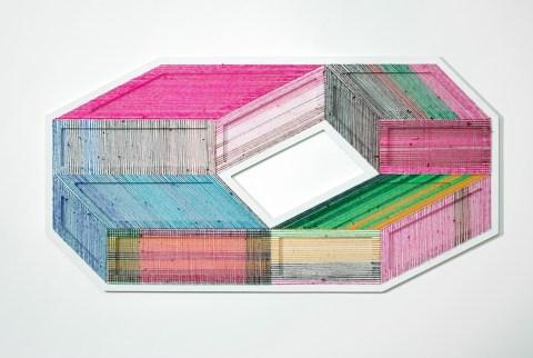 Adrian Esparza   artsy forager #art #artists #sculptures #textiles
