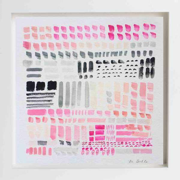 Nomads. Melanie Biehle. | artsy forager #art #artists #paintings #abstractart