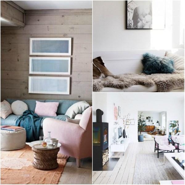 Studio nook collage