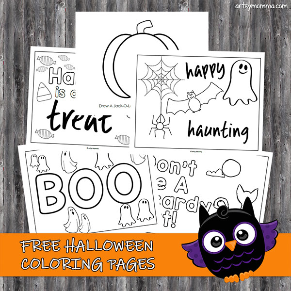 free halloween printables for kids # 36