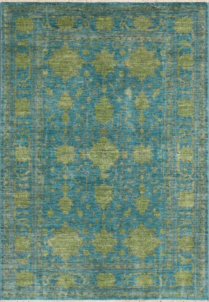 55721 Mono Color Rug exclusive to Artsy