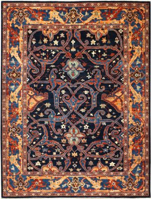 Rumi oriental area rug at artsy rugs