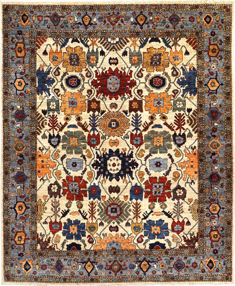 55769 Rumi area rug at Artsy Rugs
