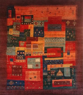 55789 Lori Gabbeh area rug at Artsy Rugs