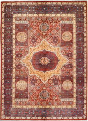 55809 Royal Mamlouk area rug at Artsy Rugs in Palo Alto