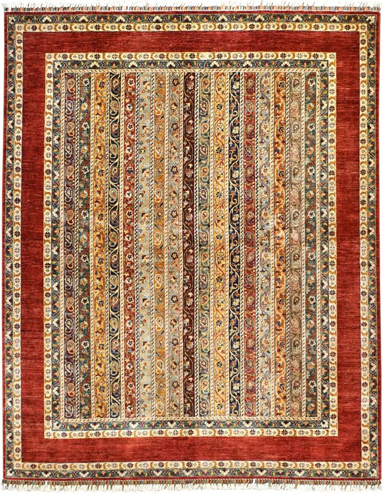 55817 Shaal area rug at Artsy Rugs