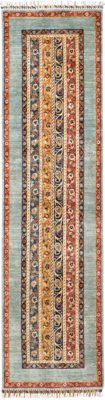 55819 Shaal area rug at Artsy Rugs