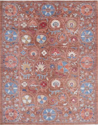 55832 Suzani area rug at Artsy Rugs